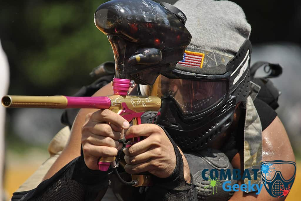 Tips for Beginner Paintball Players