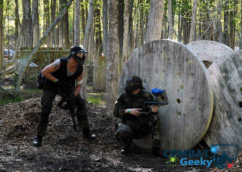 best paintball game modes