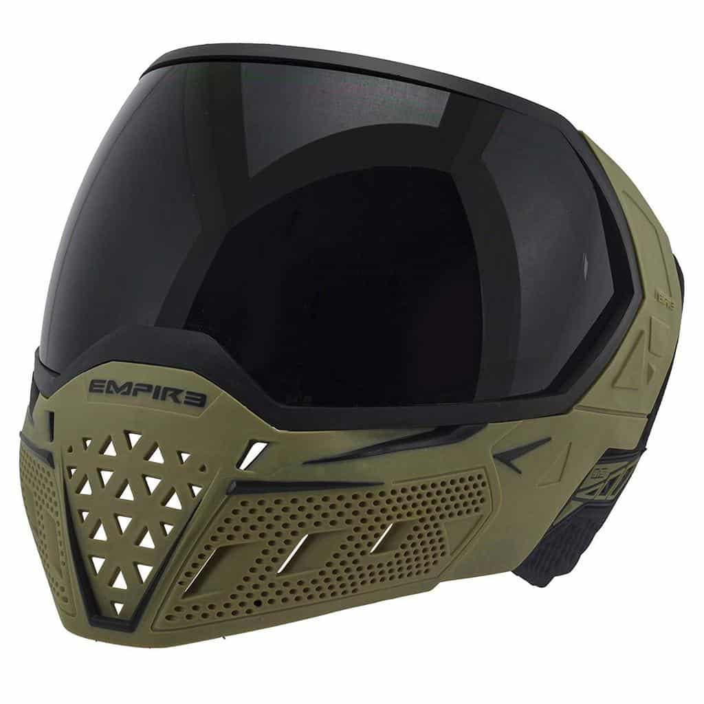Empire EVS Paintball Mask Thermal Goggles